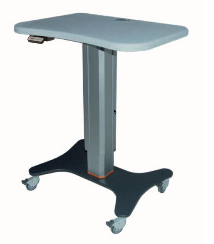 MDT MD-1 Ophthalmic Instruments Table