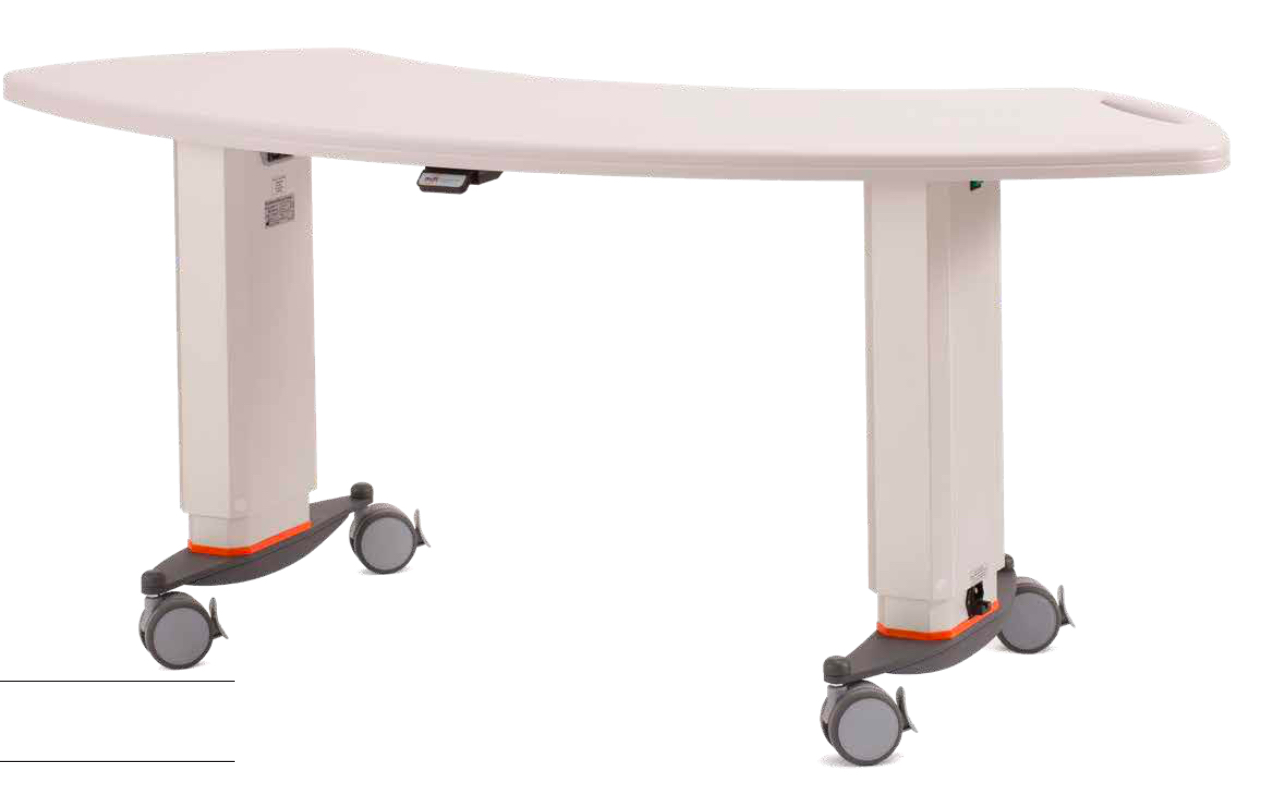 MDT MD-3V Ophthalmic Instruments Table